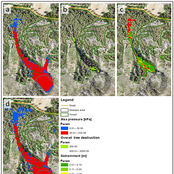 Nhess Relations Predicting Outflow Induced By Moraine Failure In