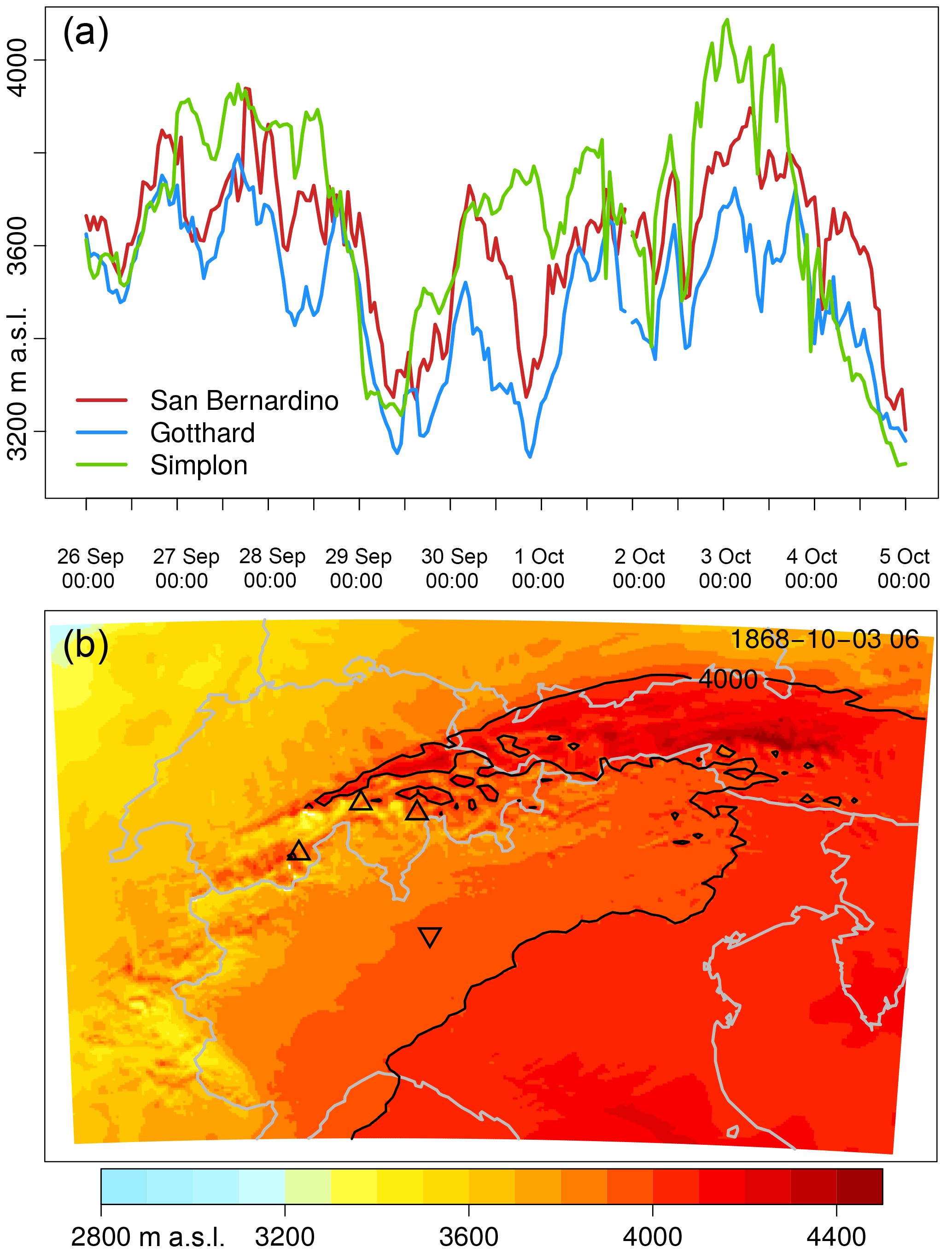 NHESS - Reconstruction and simulation of an extreme flood