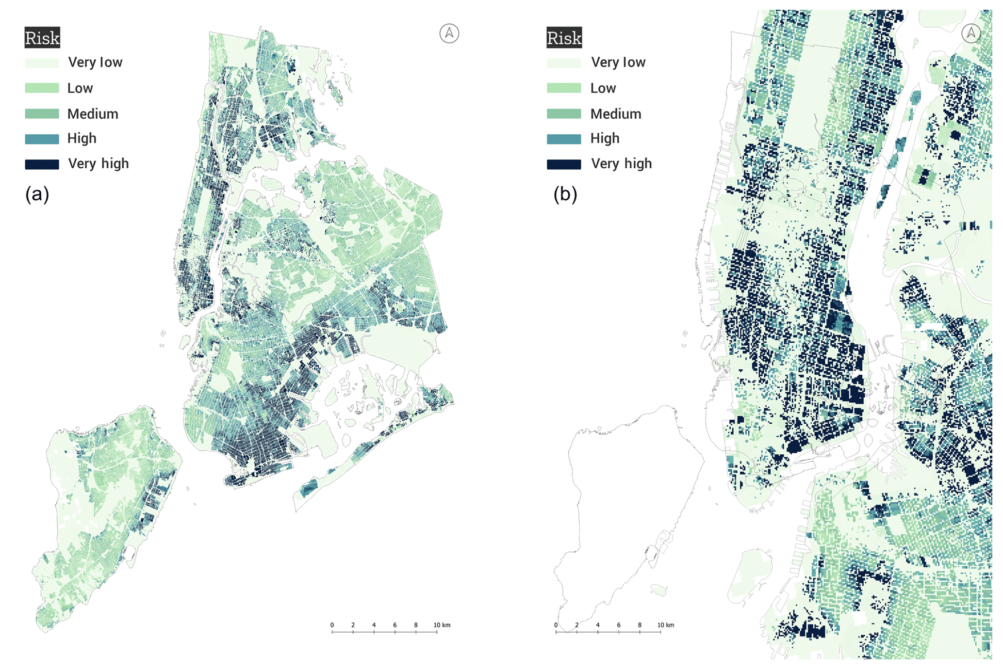 NHESS - Multi-hazard risks in New York City