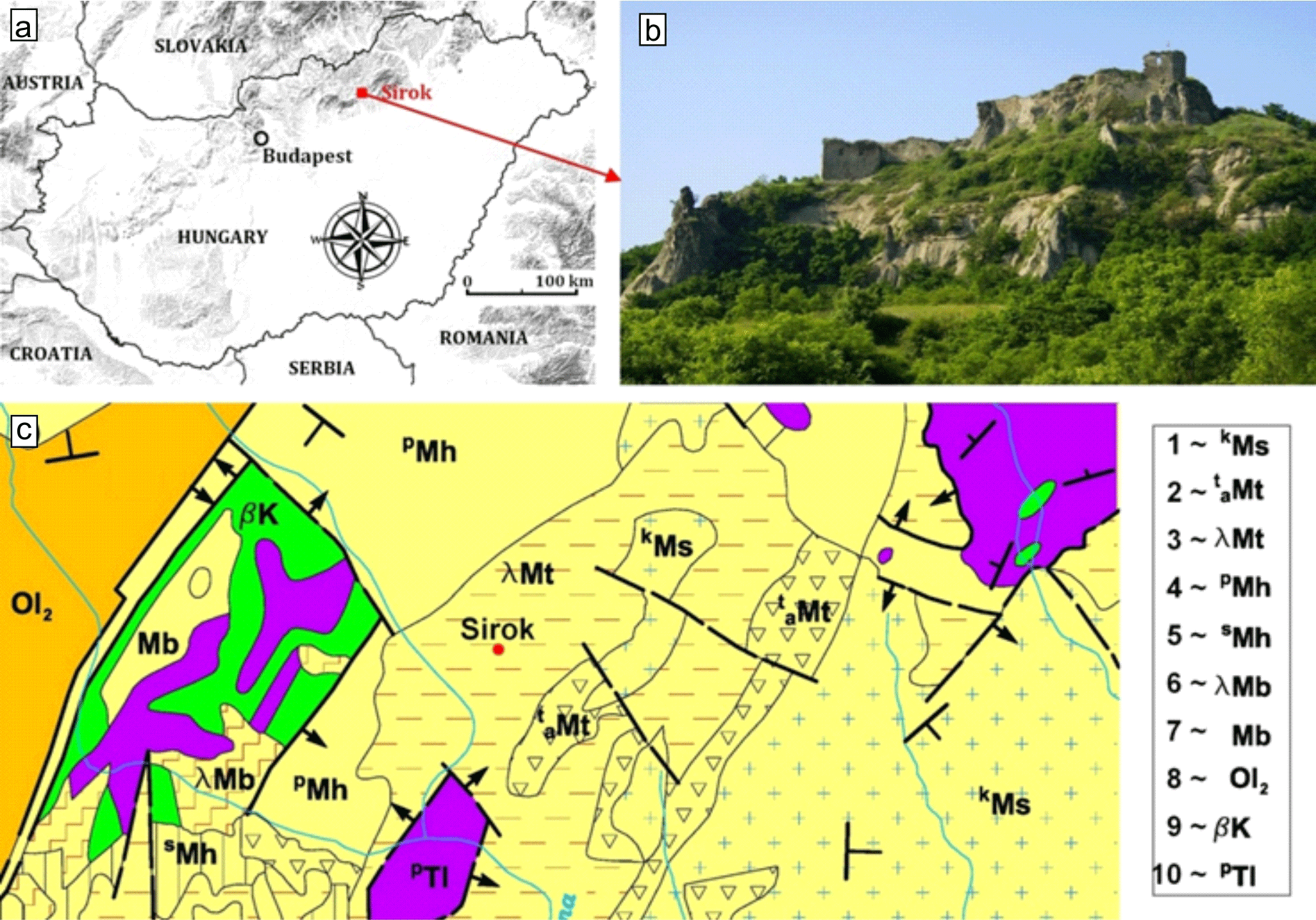 NHESS - Slope stability and rockfall assessment of volcanic tuffs