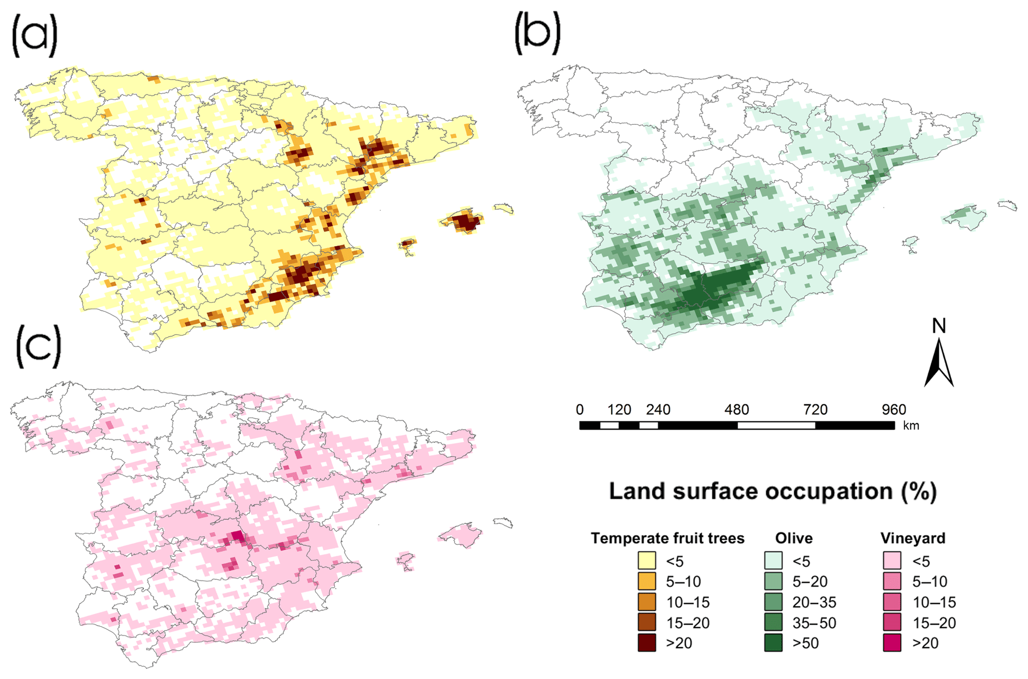 NHESS - Chilling accumulation in fruit trees in Spain under