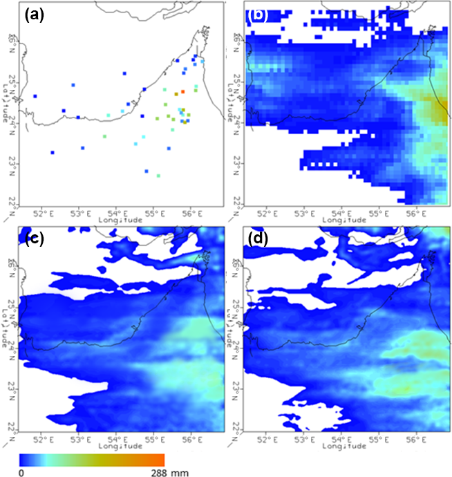 NHESS - Analysis of an extreme weather event in a hyper-arid