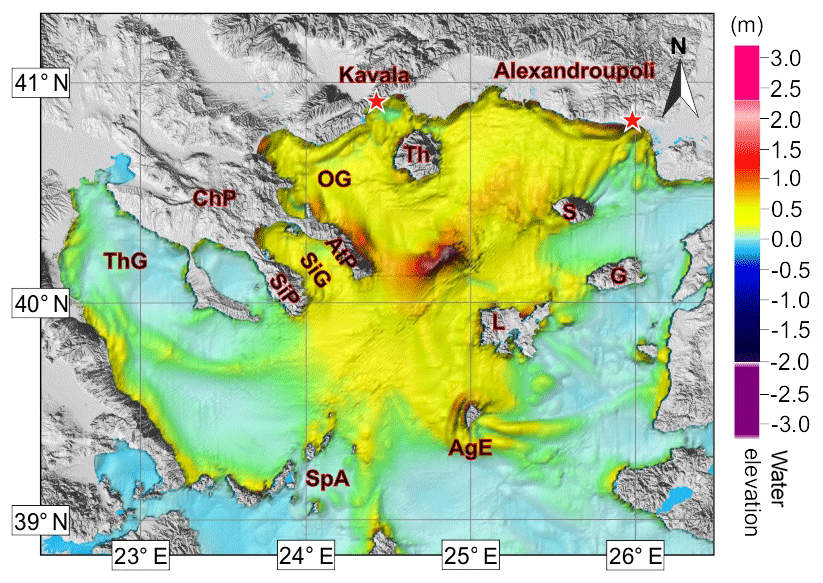 NHESS - Tsunamigenic potential of a Holocene submarine landslide