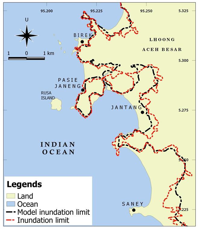 NHESS - Numerical simulations of the 2004 Indian Ocean tsunami ... on tsunami in the usa map, sri lanka map, tsunami world map, cartoon ocean map, 2004 tsunami map, 2004 indian ocean on map, ocean climate map, aceh indonesia map, japan tsunami 2011 map, caspian sea map, indian ocean weather map, indian atlantic ocean map, asian tsunami map, indian and pacific ocean map,
