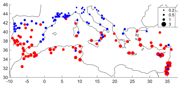 NHESS - Impact of the dry-day definition on Mediterranean extreme