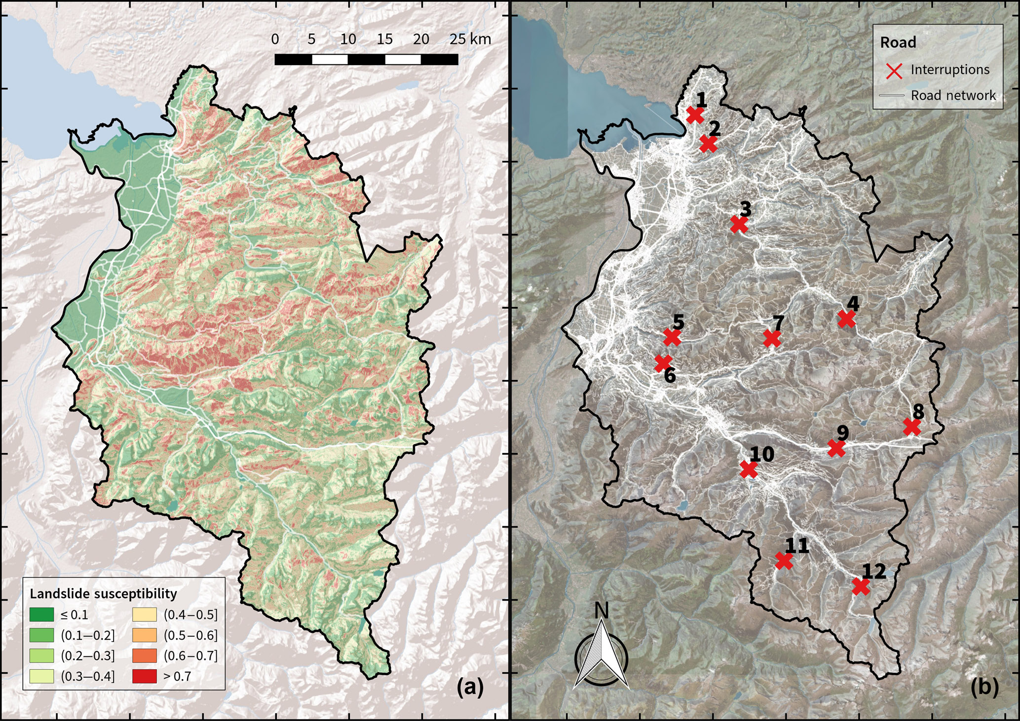 NHESS - On the nexus between landslide susceptibility and ...