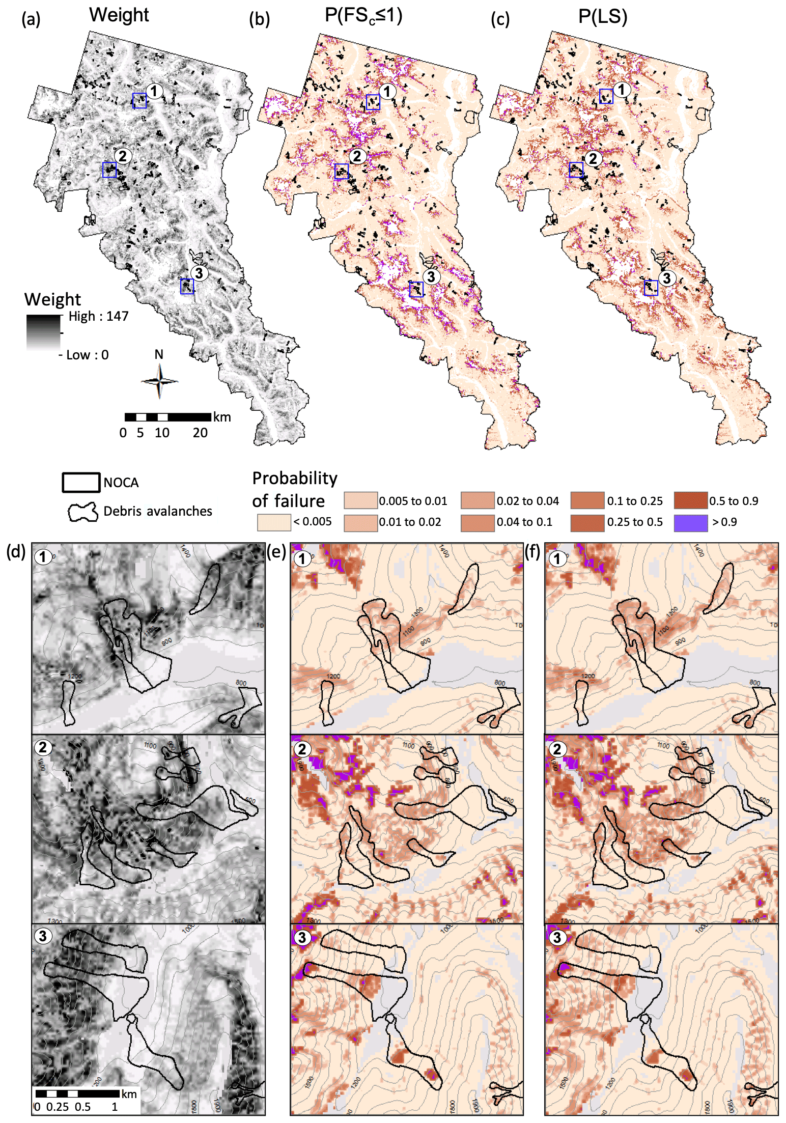 NHESS - A new approach to mapping landslide hazards: a