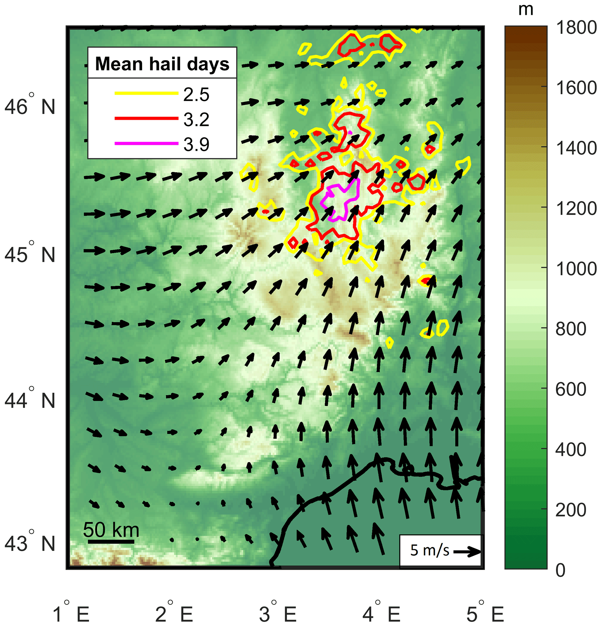 NHESS   Radar based assessment of hail frequency in Europe